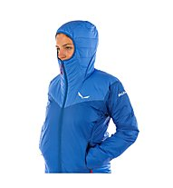 Salewa Ortles 2 - Isolationsjacke mit Kapuze - Damen, Blue