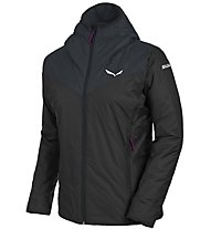Salewa Ortles 2 - Isolationsjacke mit Kapuze - Damen, Black