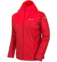 Salewa Ortles 2 - Isolationsjacke mit Kapuze - Damen, Red