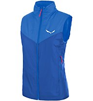 Salewa Ortles 2 - gilet in pile trekking - donna, Blue