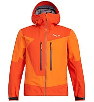 Salewa Ortles 3 GTX Pro - giacca in GORE-TEX - uomo, Orange