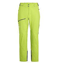 Salewa Ortles 3 GTX Pro M Pnt - pantaloni hardshell - uomo , Light Green