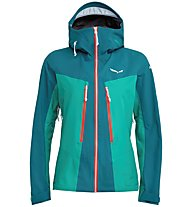 Salewa Ortles 3 GORE-TEX Pro - Hardshelljacke mit Kapuze - Damen, Light Blue