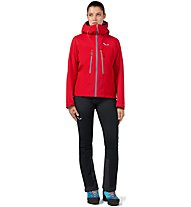 Salewa Ortles 3 GTX Pro - giacca in GORE-TEX - donna, Red