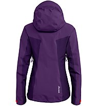 Salewa Ortles 3 GTX Pro - giacca in GORE-TEX - donna, Violet/Red