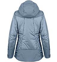 Salewa Ortles Twc - Kapuzenjacke Skitouren - Damen, Grey/Red