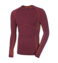 Salewa Ortles Dry'ton - maglia a manica lunga trail running - uomo, Red