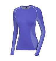 Salewa Ortles Dry'ton L/S Funktionsshirt Damen, Spectrum Blue