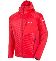Salewa Ortles Hybrid 2 - giacca ibrida - uomo, Red