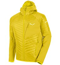 Salewa Ortles Hybrid 2 - giacca ibrida - uomo, Yellow