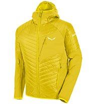 Salewa Ortles Hybrid 2 - giacca ibrida - uomo, Yellow