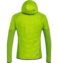 Salewa Ortles Hybrid TW CLT - giacca con cappuccio - uomo, Green