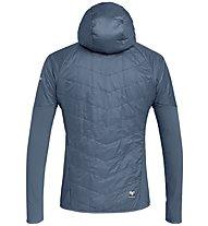 Salewa Ortles Hybrid TW CLT - giacca con cappuccio - uomo, Grey/Yellow