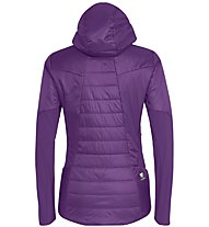 Salewa Ortles Hybrid Tw Clt - giacca ibrida - donna, Violet/Red