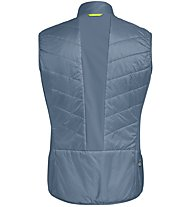 Salewa Ortles Hybrid TW CLT - gilet sci alpinismo - uomo, Grey/Yellow