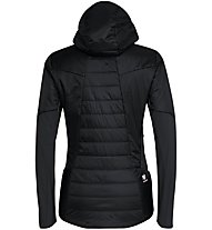 Salewa Ortles Hybrid - Isolationsjacke mit Kapuze - Damen, Black