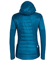 Salewa Ortles Hybrid - Isolationsjacke mit Kapuze - Damen, Blue