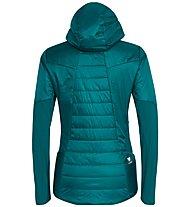 Salewa Ortles Hybrid Tw Clt - giacca ibrida - donna, Green