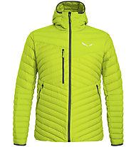 Salewa Ortles Light 2 Down - giacca in piuma - uomo, Light Green