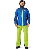 Salewa Ortles Light 2 - Daunenjacke Skitouren -  Herren, Light Blue
