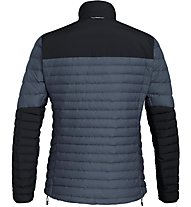 Salewa Ortles Light 2 - Daunenjacke Skitouren -  Herren, Grey/Black