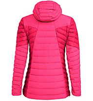 Salewa Ortles Light 2 Down Hooded - giacca in piuma - donna, Pink/Dark Pink