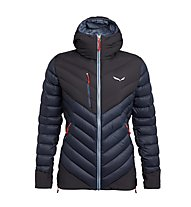 Salewa Ortles Medium 2 Dwn W - giacca in piuma - donna, Black