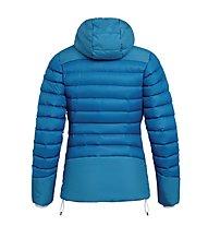 Salewa Ortles Medium 2 Dwn W - giacca in piuma - donna, Blue