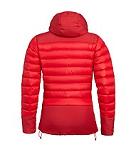 Salewa Ortles Medium 2 Dwn W - giacca in piuma - donna, Red