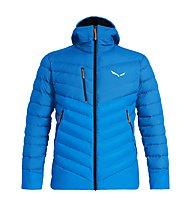 Salewa Ortles Medium 2 - giacca in piuma - uomo, Electric Blue