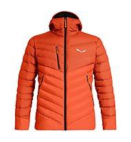 Salewa Ortles Medium 2 - giacca in piuma - uomo, Orange