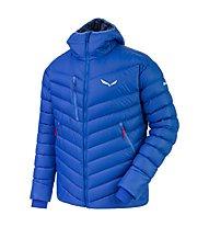 Salewa Ortles Medium - Giacca in piuma alpinismo - uomo, Blue