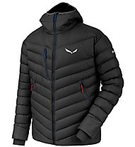 Salewa Ortles Medium - Daunenjacke mit Kapuze - Herren, Black