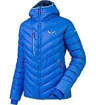 Salewa Ortles Medium - Giacca in piuma alpinismo - Donna, Blue