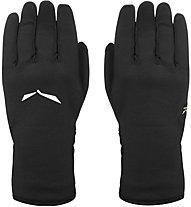 Salewa Ortles - Fingerhandschuhe Skitouren - Herren, Black