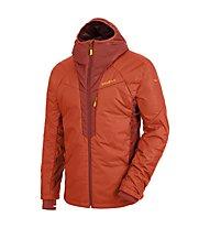 Salewa Ortles giacca PrimaLoft, Terracotta