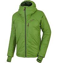 Salewa Ortles - giacca con cappuccio alpinismo - donna, Green