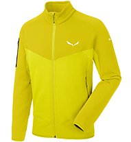 Salewa Ortles - giacca in pile trekking - uomo, Yellow