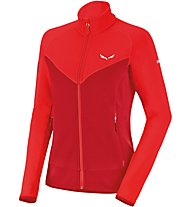 Salewa Ortles - Fleecejacke - Damen, Red