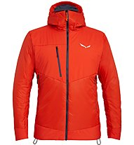 Salewa Ortles TW CLT - giacca a vento - uomo, Red