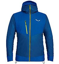 Salewa Ortles TW CLT - giacca a vento - uomo, Light Blue