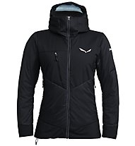 Salewa Ortles - Isolationsjacke mit Kapuze Bergsport - Damen, Black