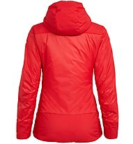 Salewa Ortles - Isolationsjacke mit Kapuze Bergsport - Damen, Red