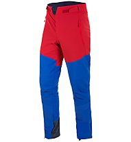 Salewa Ortles Reg - Skitourenhose - Herren, Red/Blue