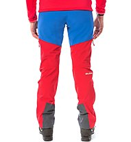 Salewa Ortles Ws/Dst - Wander- und Trekkinghose - Damen, Blue/Red