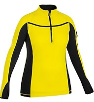 Salewa Pandora - Fleecepullover Wandern - Damen, Yellow