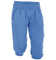 Salewa Peaceful - pantaloni corti arrampicata - bambino, Alaskan Blue