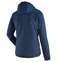 Salewa Pedroc 2 - giacca softshell con cappuccio - uomo, Blue