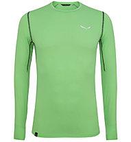 Salewa Pedroc 2 Dry Long Sleeve - maglia maniche lunghe - uomo, Light Green