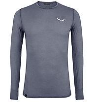 Salewa Pedroc 2 Dry Long Sleeve - maglia maniche lunghe - uomo, Dark Grey